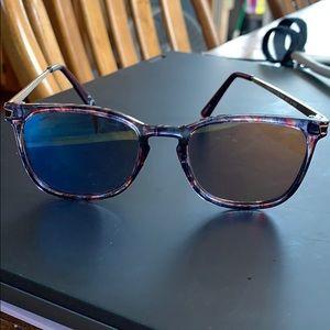 Panama Jack Clubmaster Sunglasses